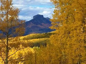 Autumn in Pagosa Springs