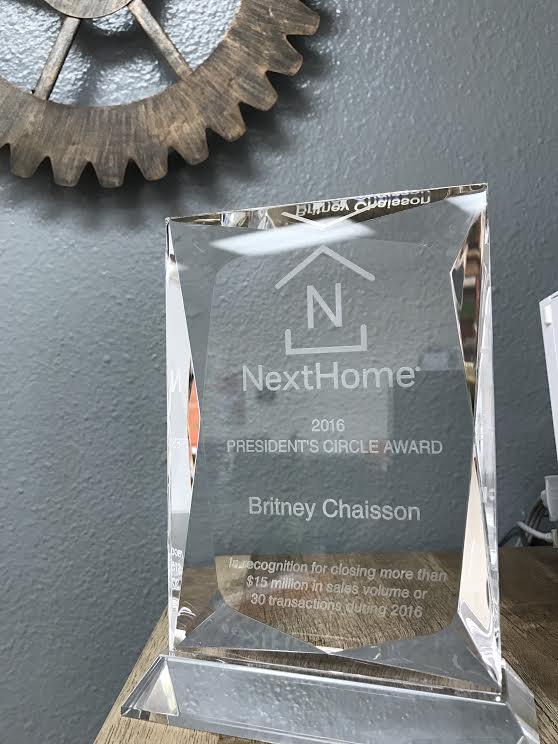 Britney Award Pic