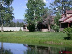 217 Pinon Causeway #3008 Turn-key, Lake Front Condo with Mountain Views. Asking $169,500