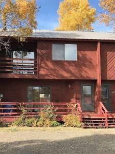 401 E Golf Pl. Unfurnished Condo Located Near the Golf Course and Core of Pagosa Springs. Asking $110,000
