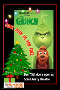 The Grinch with Pup R2