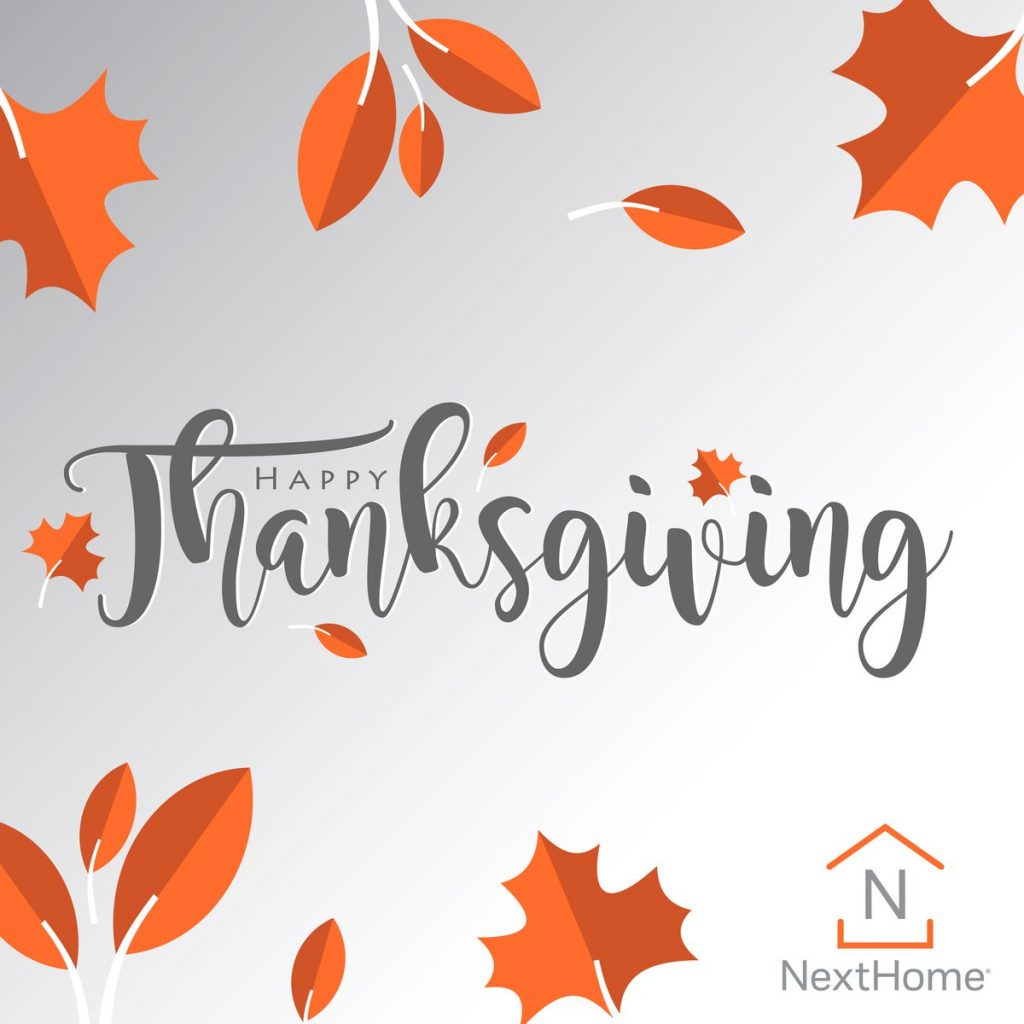 NextHome Thanksgiving