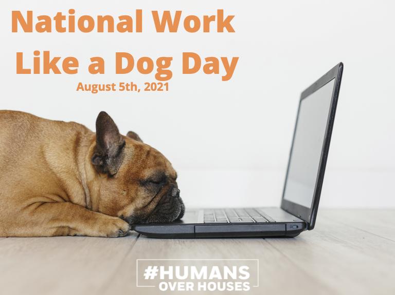 Work Like A Dog Day